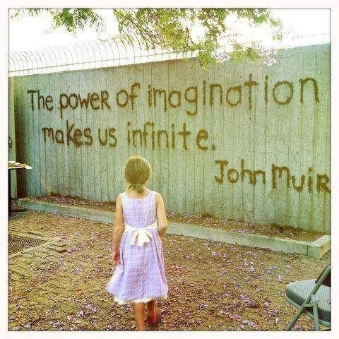 Power Of Imagination Quote 2 Picture Quote #1