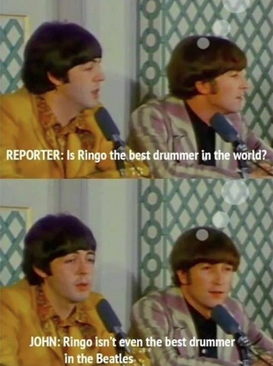 Greatest Beatles Quote 1 Picture Quote #1