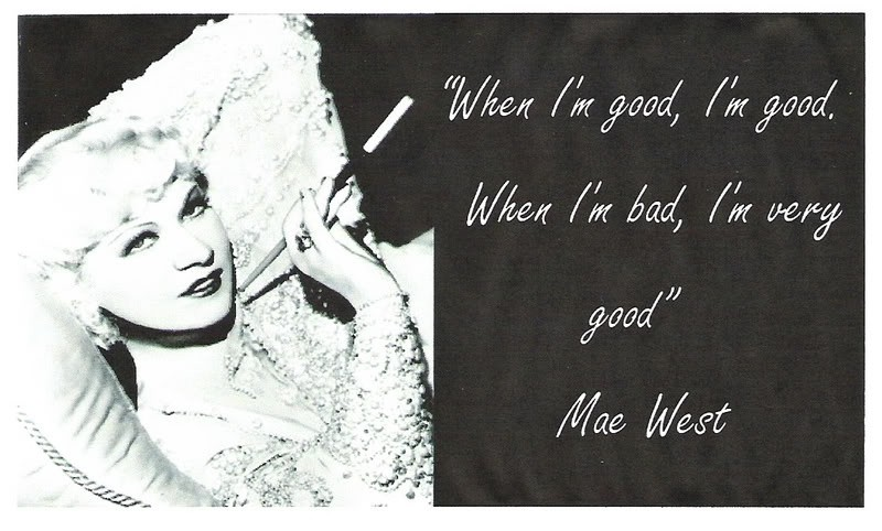 Most Famous Mae West Quote 1 Picture Quote #1
