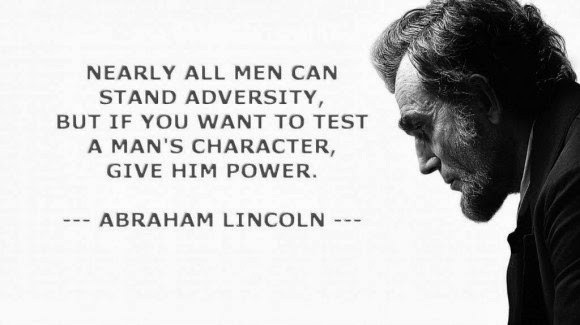 Abraham Lincoln Most Famous Quote 1 Picture Quote #1