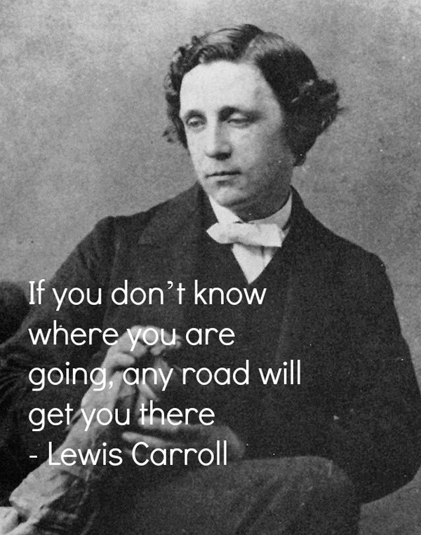 Lewis Carroll Quote 1 Picture Quote #1