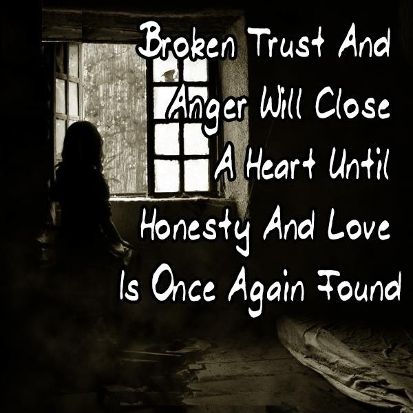 Trust Issues Quote 5 Picture Quote #1