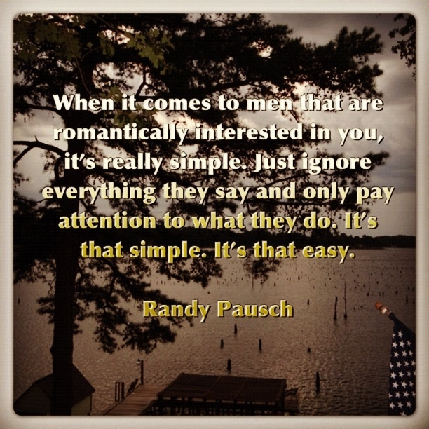 Randy Pausch Quote 1 Picture Quote #1