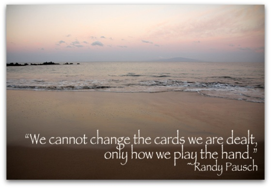 Randy Pausch Quote 3 Picture Quote #1