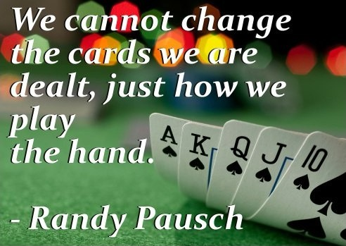 Randy Pausch Quote 4 Picture Quote #1