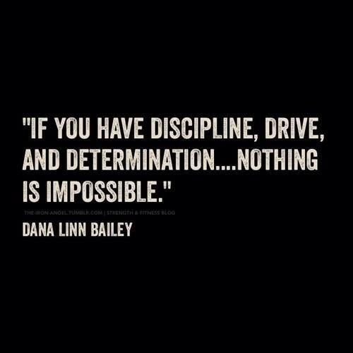 Discipline Quote 7 Picture Quote #1