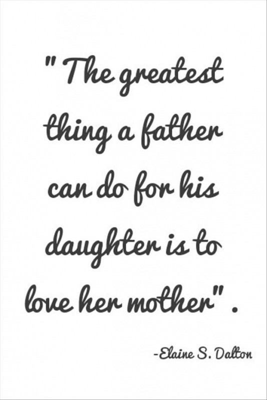 Mom And Daughter Quote 1 Picture Quote #1