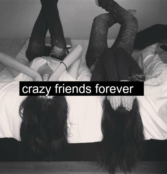 Crazy Best Friend Birthday Quote 2 Picture Quote #1