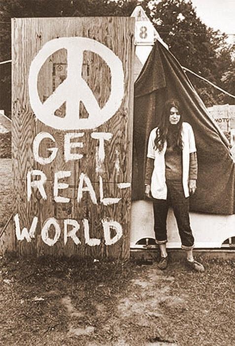 1960s Hippie Quote 1 Picture Quote #1