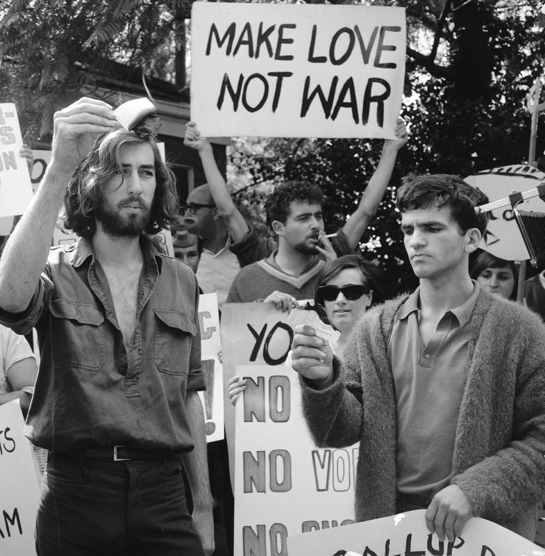1960s Hippie Quote 3 Picture Quote #1