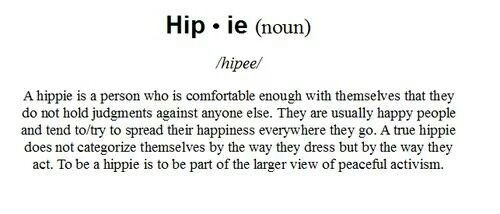 Hippie Quote 9 Picture Quote #1