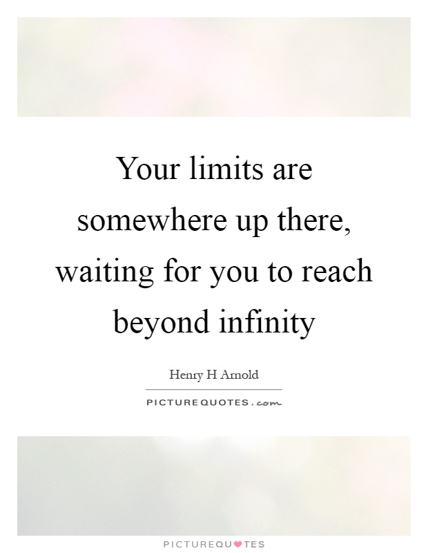Infinity Quotes Fascinating Infinity And Beyond Quotes & Sayings  Infinity And Beyond Picture
