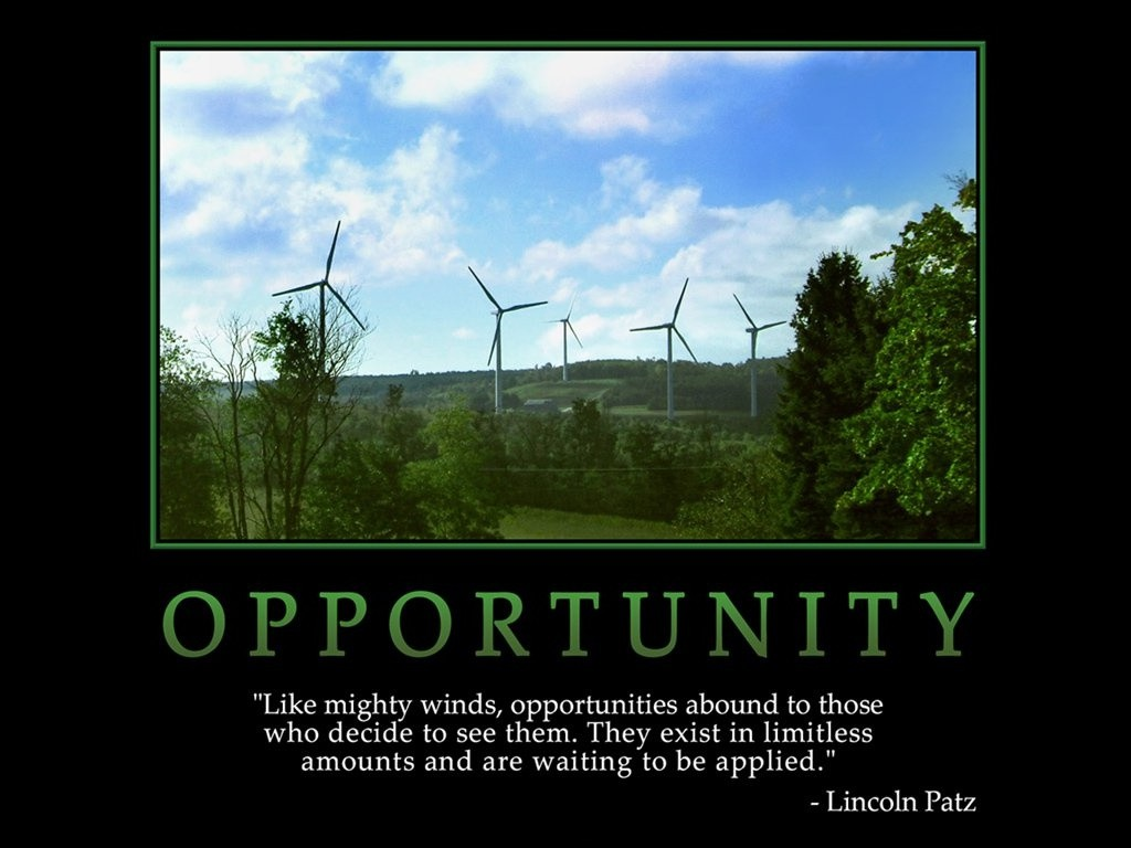 Window Of Opportunity Quote 1 Picture Quote #1