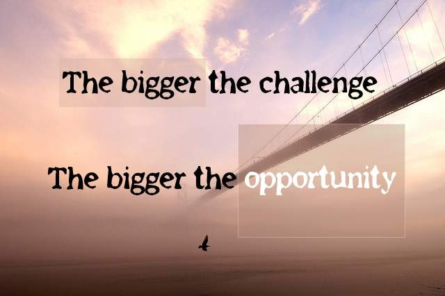 Opportunity Quote 3 Picture Quote #1