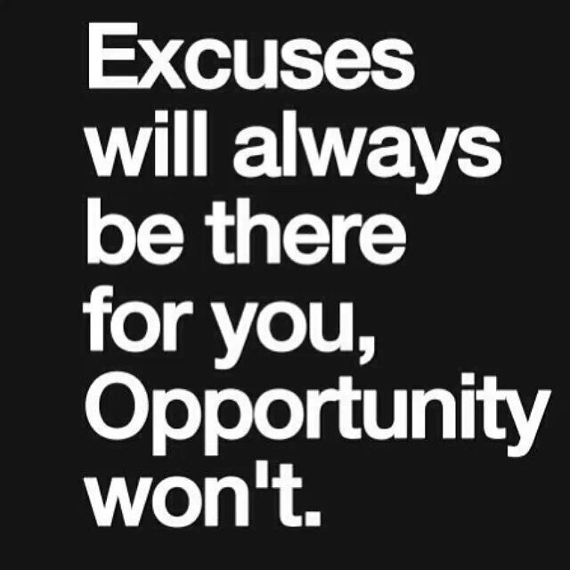 Take Every Opportunity Quote 1 Picture Quote #1