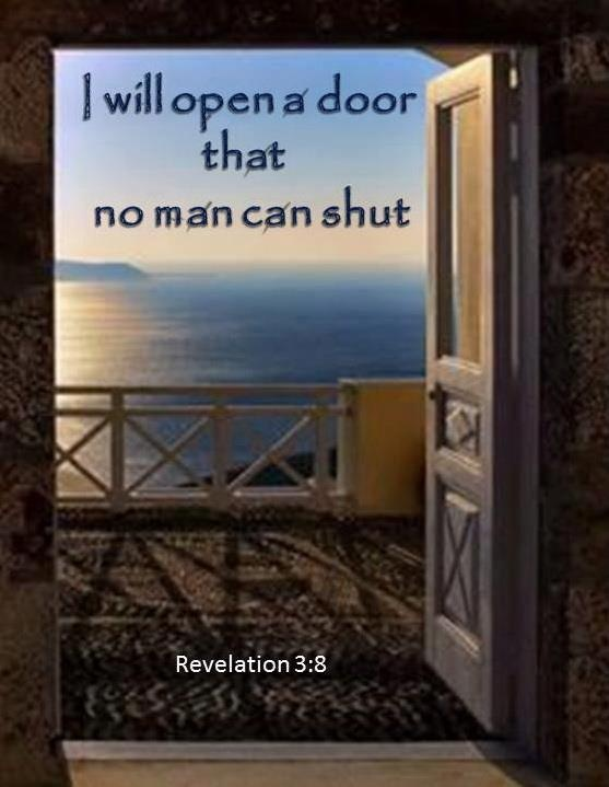 Doors Of Opportunity Quote 1 Picture Quote #1