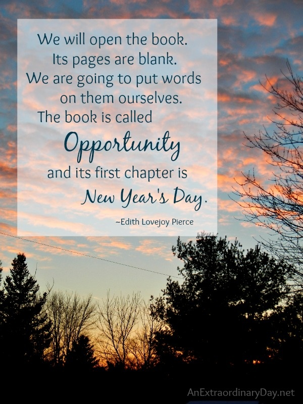 New Day New Opportunity Quote 1 Picture Quote #1