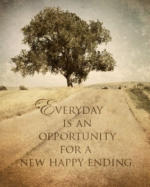 Everyday Is An Opportunity Quote 3 Picture Quote #1