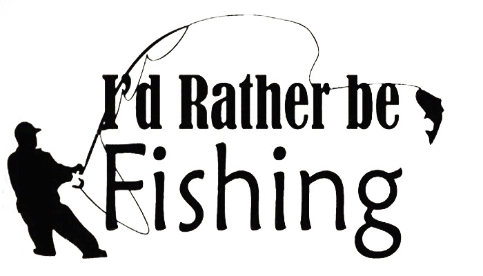 Fishing Quote 1 Picture Quote #1
