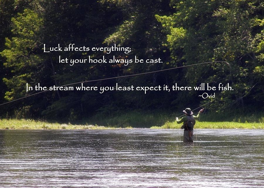 Fly Fishing Quote 2 Picture Quote #1