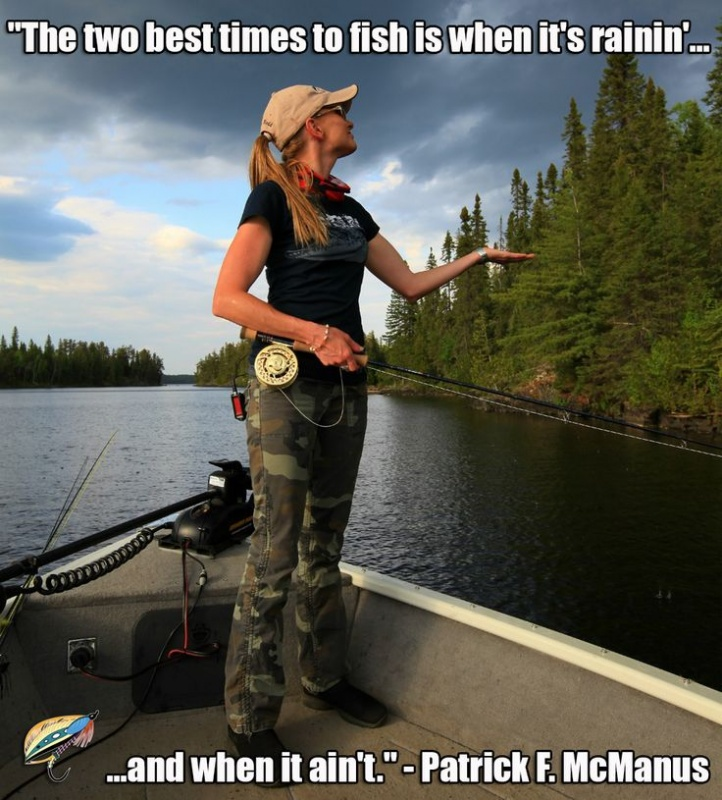 Fishing Quote 5 Picture Quote #1
