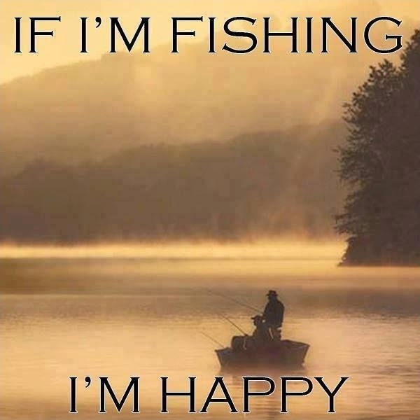 Fishing Quote 6 Picture Quote #1
