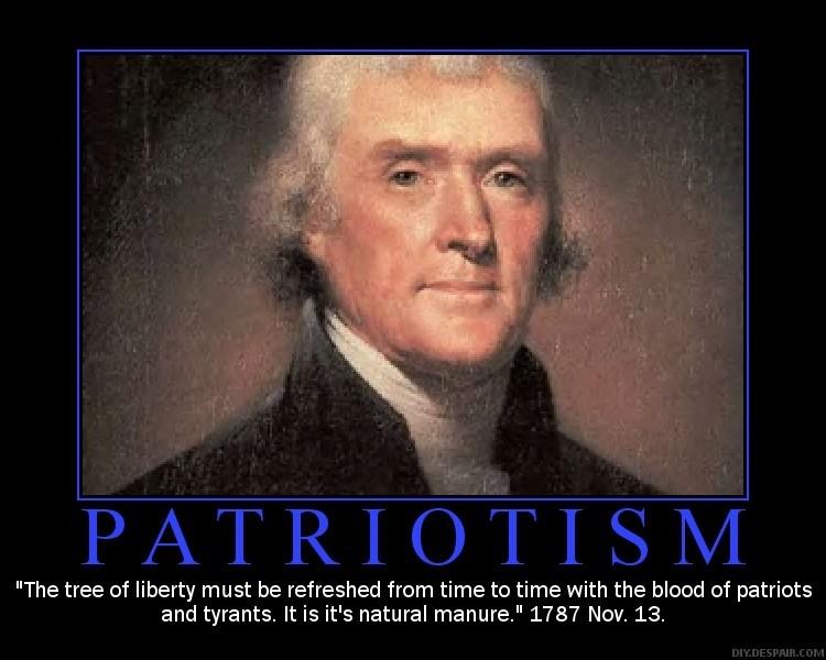Patriotic Quote 3 Picture Quote #1