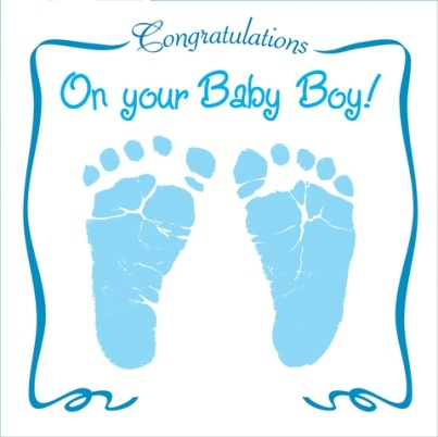 Baby Boy Congratulations Quote 2 Picture Quote #1