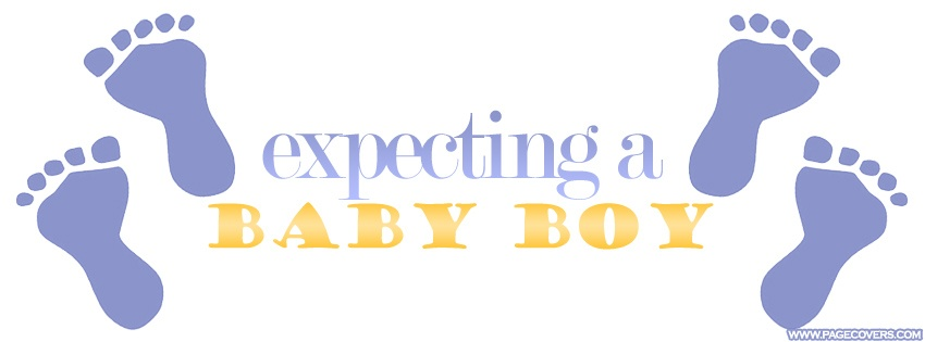 Expecting A Baby Boy Quote 1 Picture Quote #1