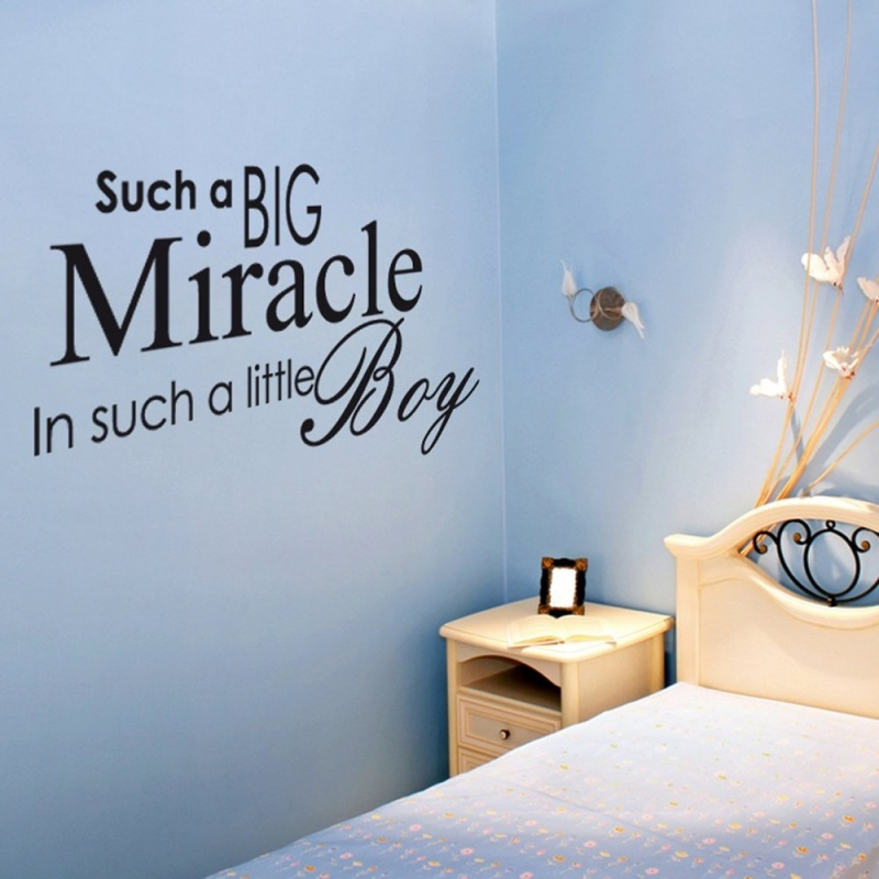 Baby Boy Wall Quote 1 Picture Quote #1