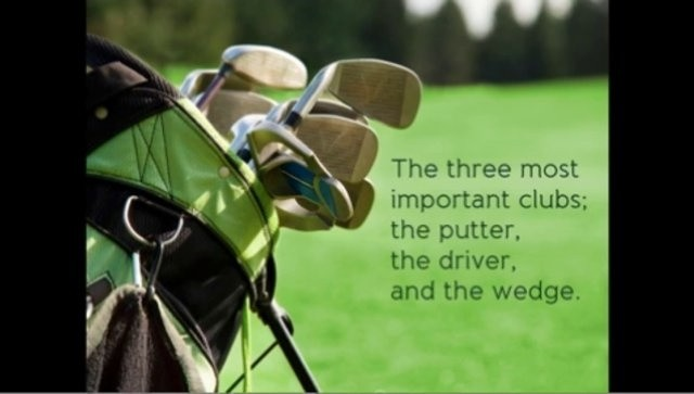 Golf Quote 1 Picture Quote #1