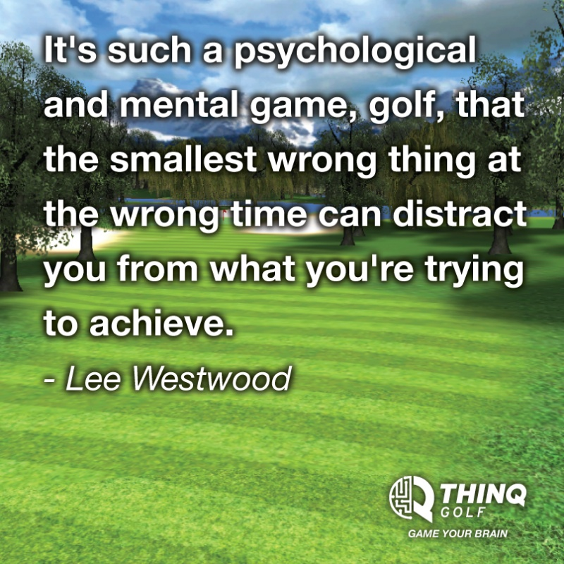 Golf Quote 3 Picture Quote #1