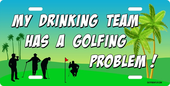 Funny Golf Quote 2 Picture Quote #1