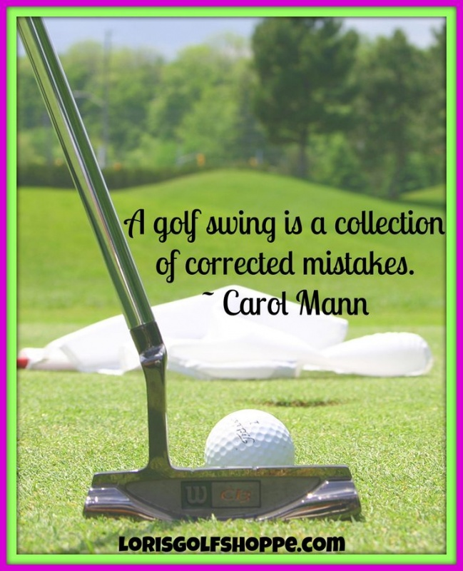 Golf Quote 4 Picture Quote #1