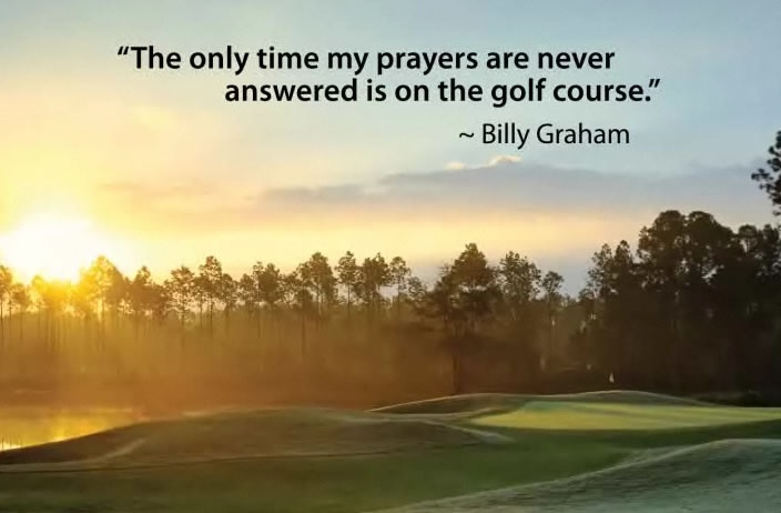 Golf Quote 5 Picture Quote #1