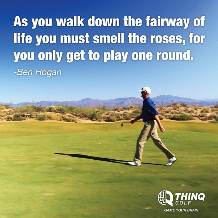 Ben Hogan Golf Quote 2 Picture Quote #1