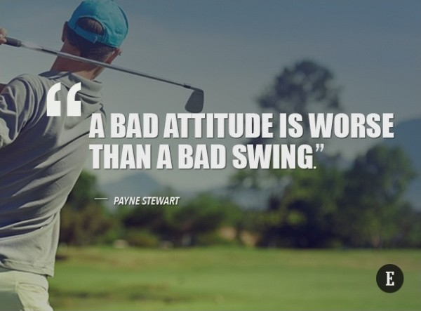 Golf Quote 13 Picture Quote #1
