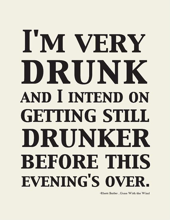 Drunk Quote | Quote Number 598363 | Picture Quotes