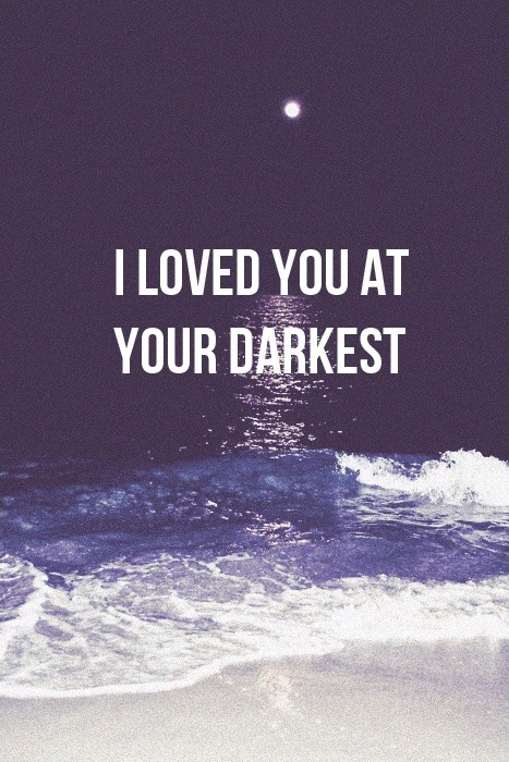 Deep Love Quote 1 Picture Quote #1