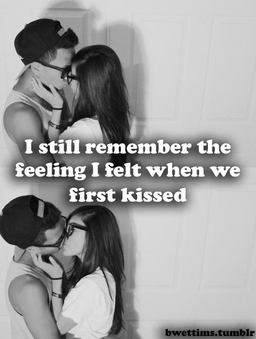 Kissing Quote For Him 1 Picture Quote #1