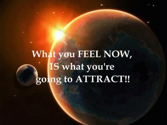 Law Of Attraction Positive Quote 1 Picture Quote #1