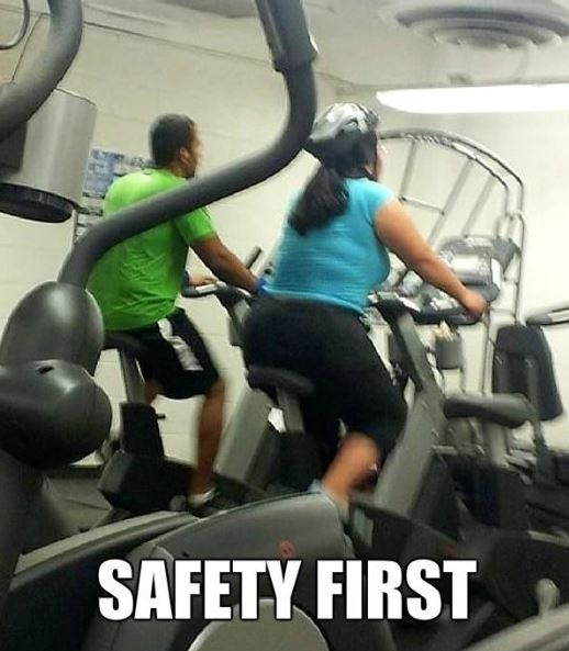 Safety First Picture Quote #1