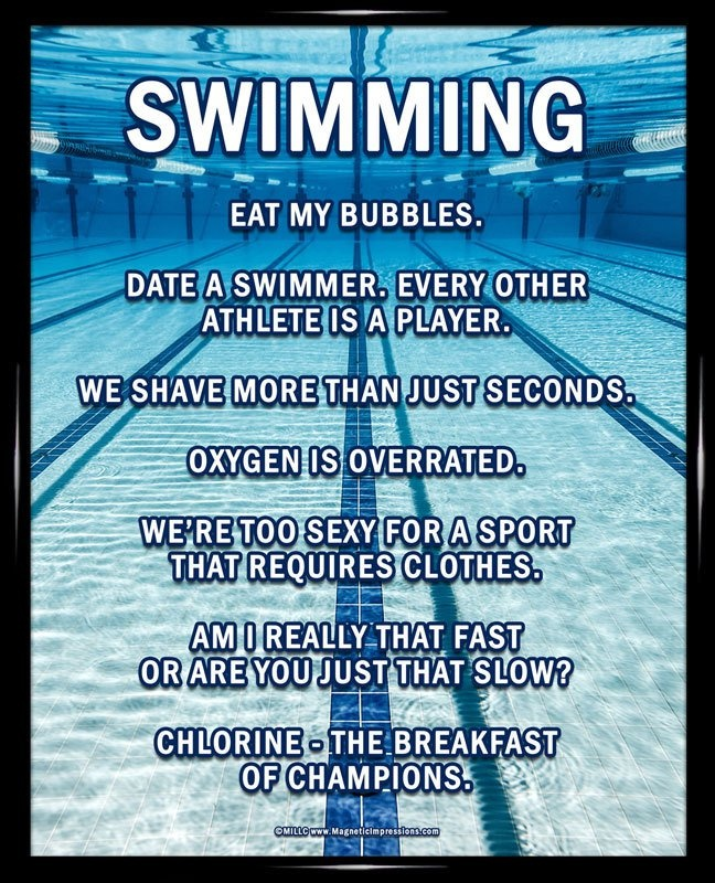 Swimming Quotes Swimming Sayings Swimming Picture Quotes