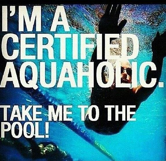 Swimming Quote 9 Picture Quote #1