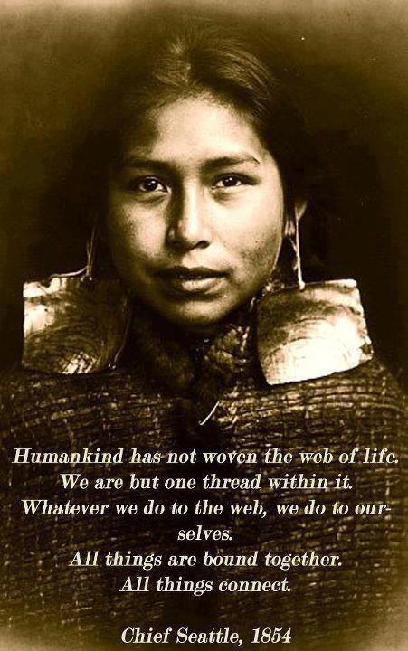 Native American Quote 1 Picture Quote #1