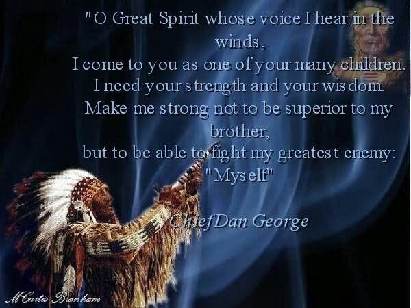 Native American Quote 6 Picture Quote #1