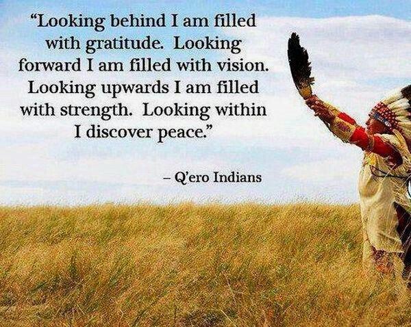 Native American Quote 7 Picture Quote #1