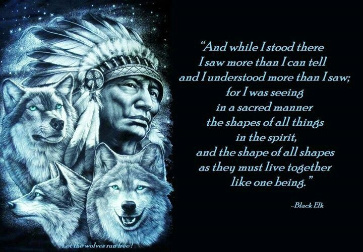 Black Elk Native American Quote 5 Picture Quote #1