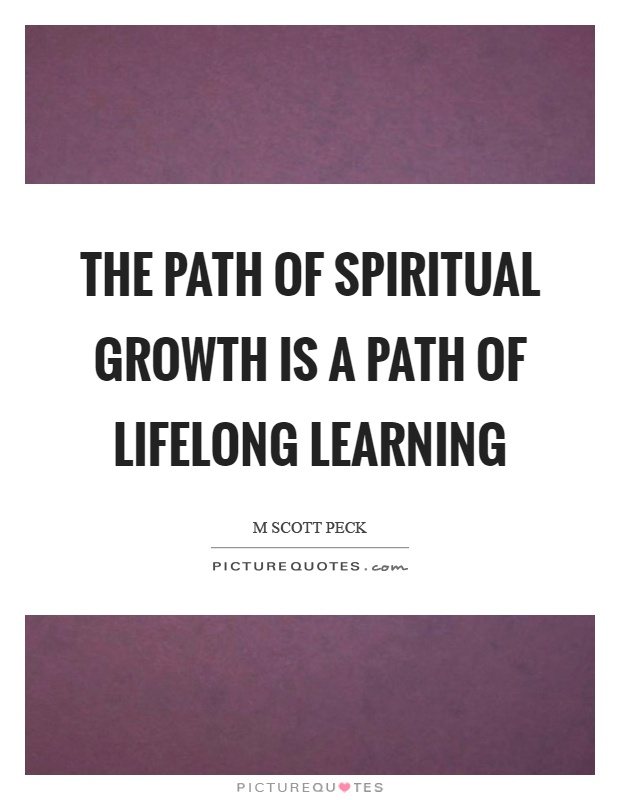 Spiritual Growth Quotes Custom Spiritual Growth Quotes & Sayings  Spiritual Growth Picture Quotes