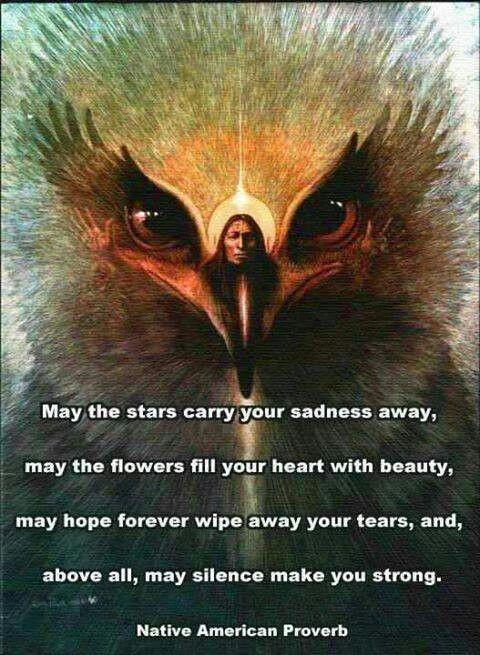 Native American Quote 8 Picture Quote #1